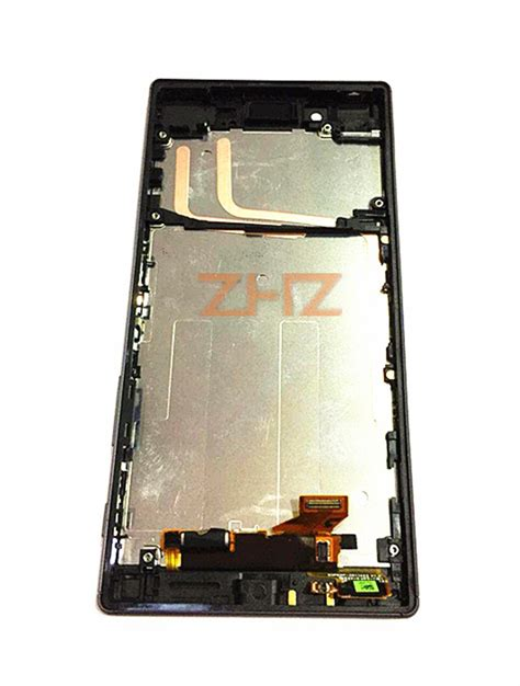 For SONY Xperia Z5 LCD Display Touch Screen with Frame For