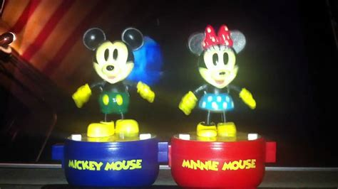 Mickey and Minnie Mouse Little Taps Jam - YouTube