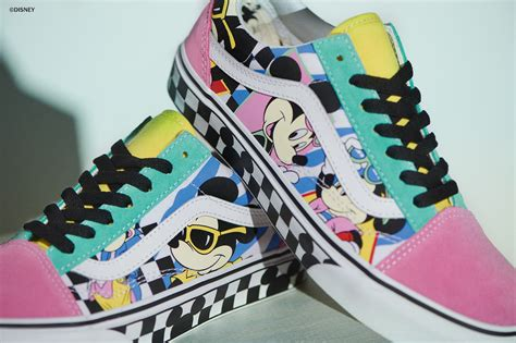 Step Out in Style For Mickey's 90th With a New Vans Collection