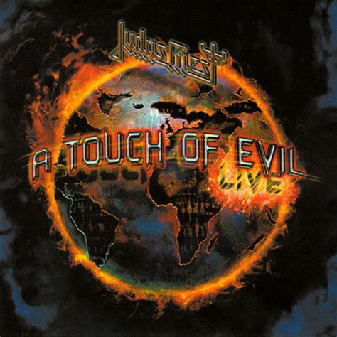 Judas Priest - A Touch Of Evil - Live (2009, CD) | Discogs