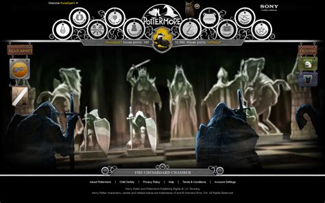 Pottermore! A New Official Harry Potter Website | Kidsmomo