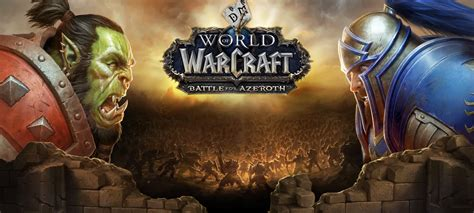 World Of Warcraft: Battle For Azeroth Wallpapers