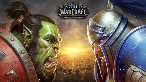 World Of Warcraft Battle For Azeroth 2018 Wallpapers   HD