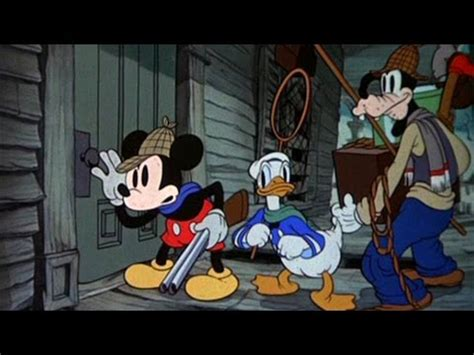Lonesome Ghosts   A Mickey, Donald and Goofy Cartoon