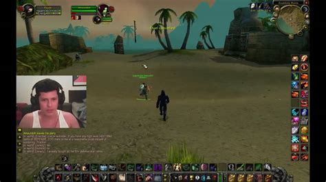 WoW vanilla 60 rogue Kronos PVP -DUDE YOU POTTED - YouTube