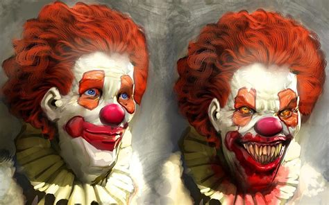 Horrors Clowns Wallpapers,