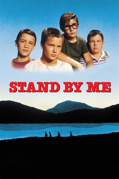 Stand by Me (1986) - Posters — The Movie Database (TMDb)