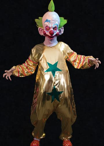 Killer Klowns from Outer Space Costume - Shorty