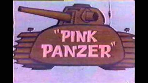Pink Panzer - Pink flags flying - YouTube